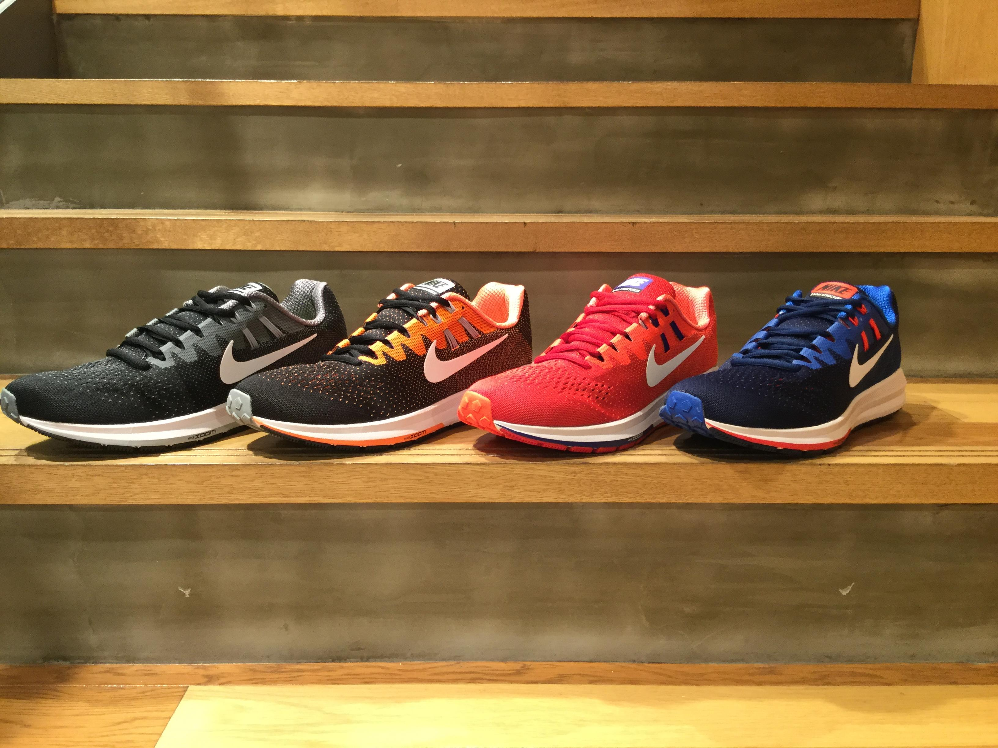 reputable site 8dd5b 73904 NIKE AIR ZOOM STRUCTURE 20 849576−003,002,600,400 ¥14,040-(TAX IN)  SIZE 24.5~30㎝ (※600 25~29㎝)