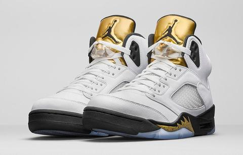 Air Jordan 5 white-gold.jpg